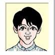 竹内涼真さんの似顔絵