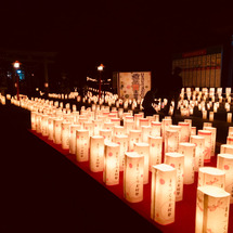 ☆幻想的な宵祭り