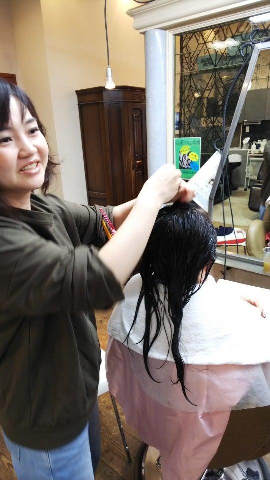 髪と頭皮のリセット!ヘアーデトックス登場の記事より