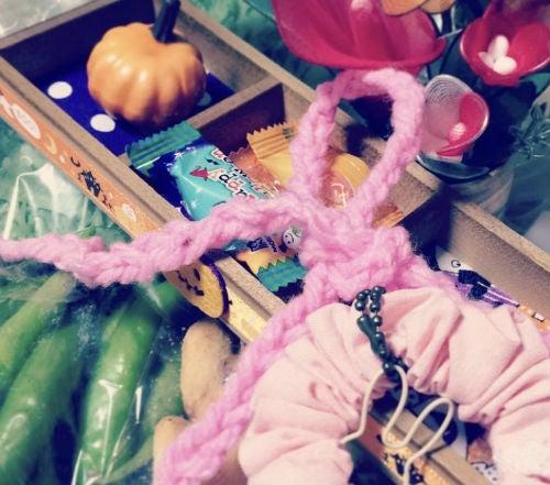 長岡市米百俵祭りと同時開催チャレンジショップで買ったアイテム