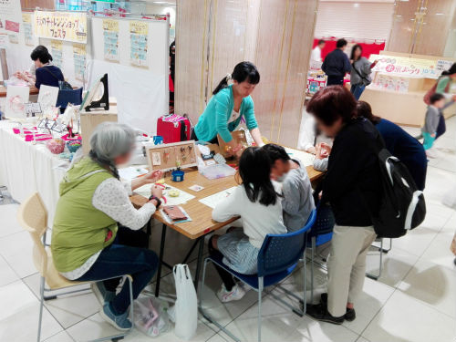 長岡市のワイヤークラフト雑貨のお店 ペンタス