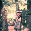 秋の花冠フォト サン…