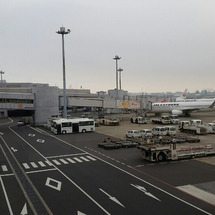 羽田空港~福岡へ!