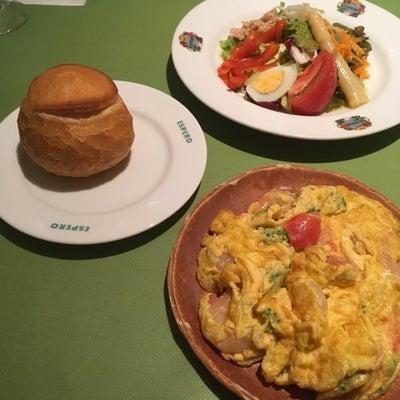 銀座エスペロ☆スペイン料理の記事に添付されている画像