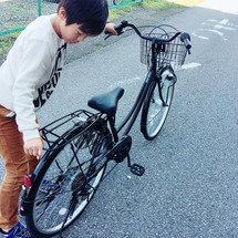 自転車を新調しました…