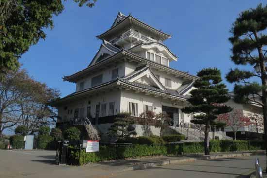 【写3】上野城