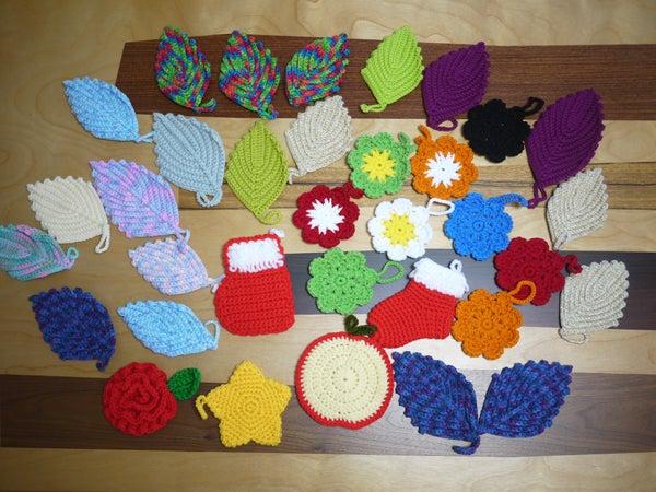 編み物ボランティア