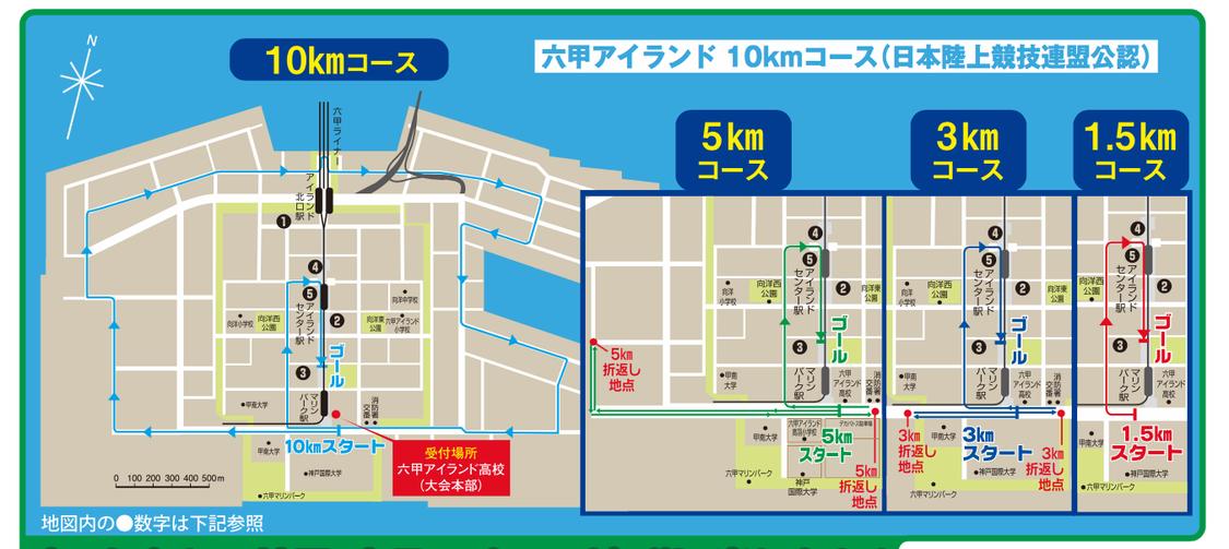 何人来ても大丈夫★11月マラソン大会で時給1000円の単発バイト@神戸&大阪の記事より