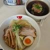 ラーメン モリン【秋刀魚出汁×ビラビラつけ麺】@滋賀 県庁前 29.10.9の画像