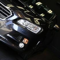 お買い得な中古車が新車の艶を超える!? レヴォーグ 磨き&ガラスコーティングの記事に添付されている画像