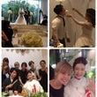 友人の結婚式へ・・・
