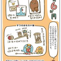 絵本とおもちゃ(0歳…