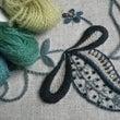 英国伝統刺繍 ディプ…