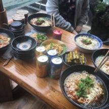 西安拉麺 VS 重慶…