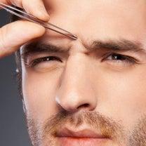 デキる男は眉毛も抜かりなし!!!の記事に添付されている画像