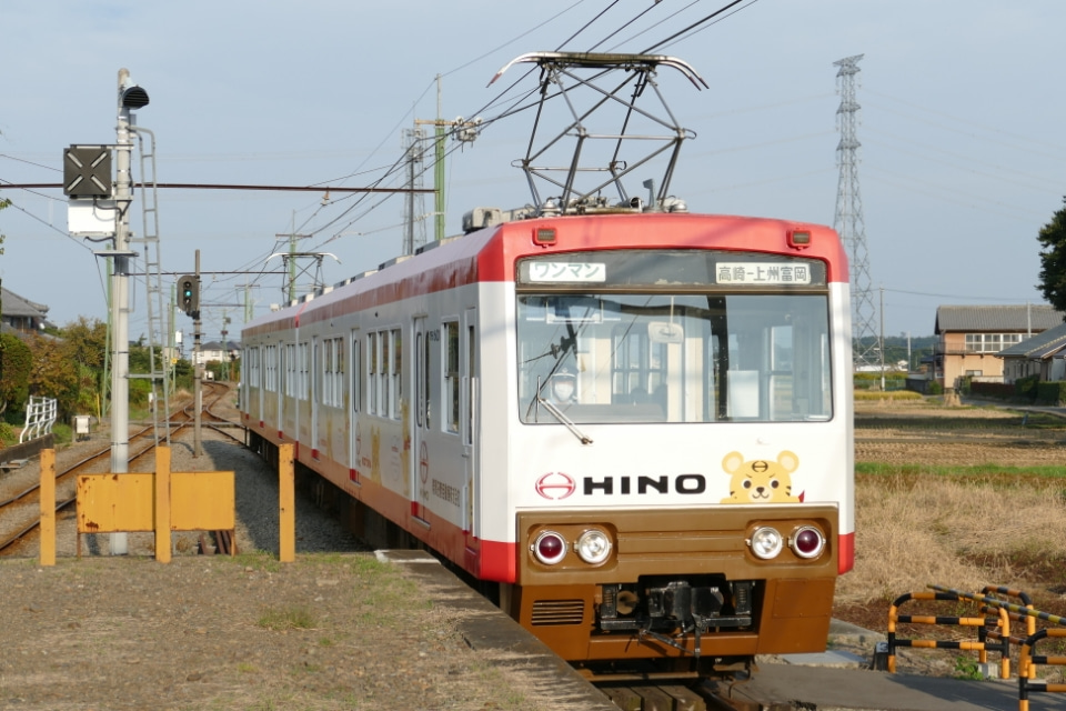 keiichiの気まぐれブログバスみたいな上信電鉄は安泰?