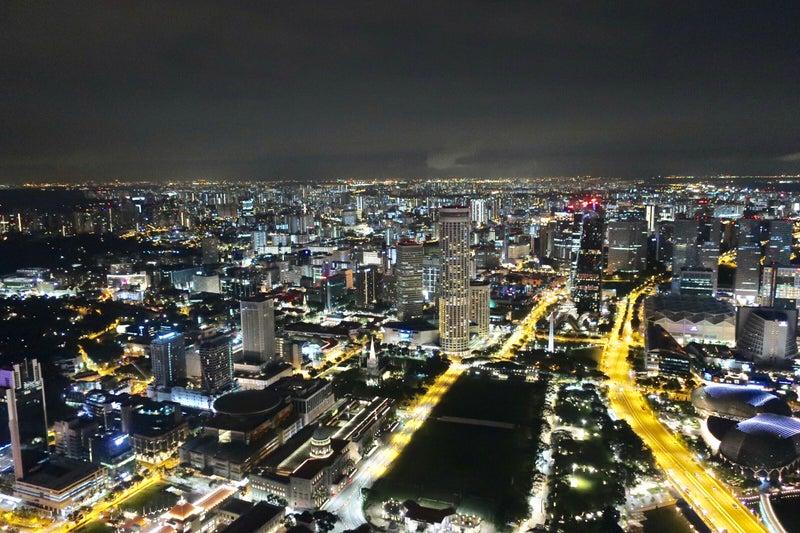 シンガポール3‐7