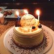 お誕生日のサプライズ…