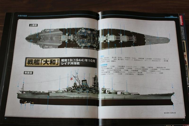 戦艦大和 レイテ沖海戦の兵装