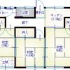 貸家再生モデルハウス「和」の間取りのご紹介の画像
