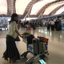 バンコク旅行①〜関空…