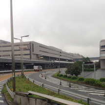 今週2度目の羽田空港