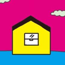 4コマ漫画_普通の家…