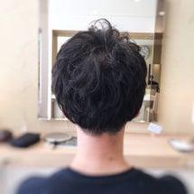 ★直毛でペタッとなる…
