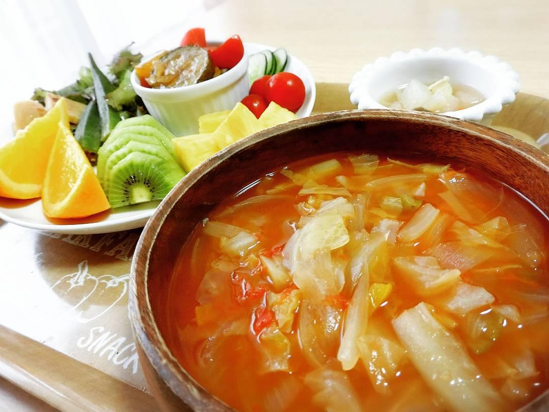 脂肪 燃焼 スープ レシピ