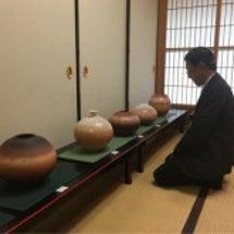 明日は、萩焼陶芸体験…
