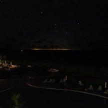 久米島の星空と日の出