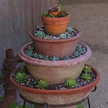 ★不要な植木鉢の活用…