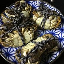 2017上海蟹を食べ…