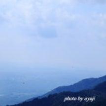 高籏山から望む