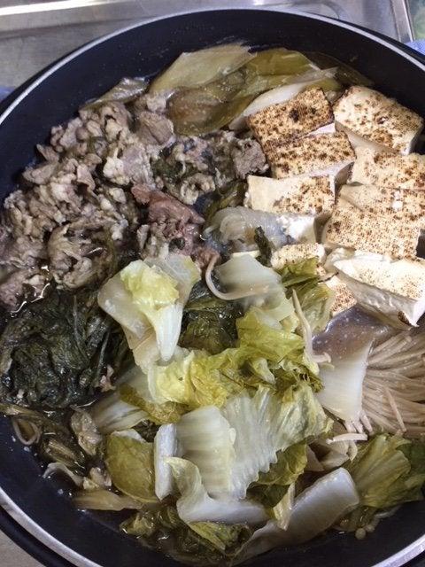 すき焼き鍋_20171014