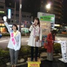 立憲野党、東京9区で…