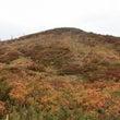 紅葉の唐松岳登山#1