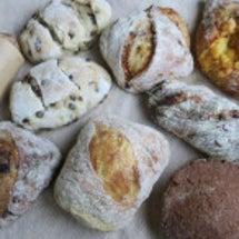 発酵所のパンが恋しく…