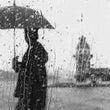 雨の日が続いて