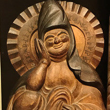 宝生寺の木喰さん