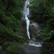 猿尾の滝とコスプレ