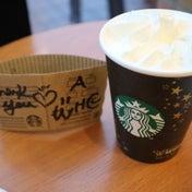スタバ 裏メニュー ホワイトホットチョコレート