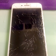 iPhone修理で堺…