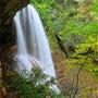 松川渓谷雷滝へ行って…