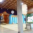 白木原地禄神社の秋季…