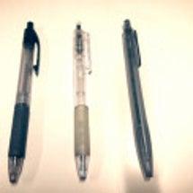 ボールペンの話。