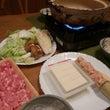 今年初の鍋~塩ちゃん…