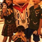 8月ディズニー旅行65遠方組家族
