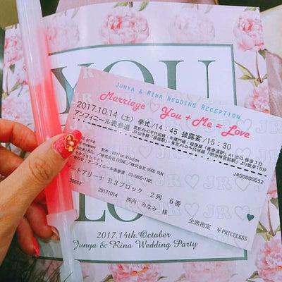 ♡結婚式and二次会♡の記事に添付されている画像