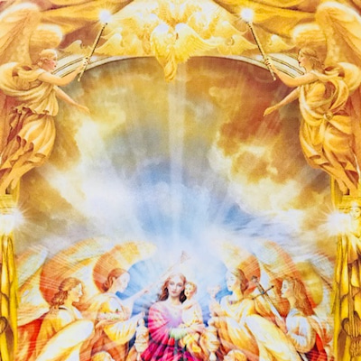 助けが欲しい時は、天使さんにお願いしてもいいんですよ♪の記事に添付されている画像